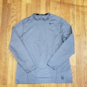 Nike Pro Performance Fitted Long Sleeve 2XL